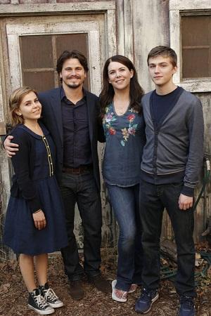 Sarah, Mark, Drew and Amber