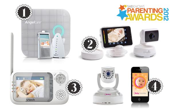 Parenting Awards baby monitors