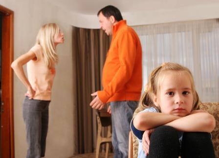 Parents in conflict