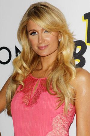 Paris Hilton home robbed