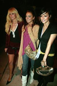 Paris, Lindsay and Ashlee