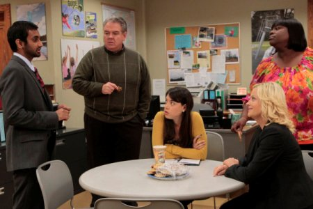 Parks and Recreation with Amy Poehler returns