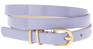 ASOS Pastel Metal Keeper Super Skinny Belt