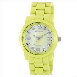 On-trend pastel watch