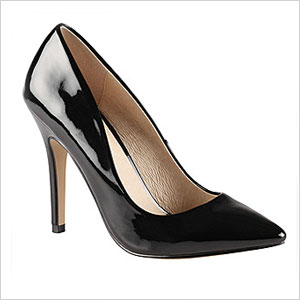 Black patent leather pumps | Sheknows.ca