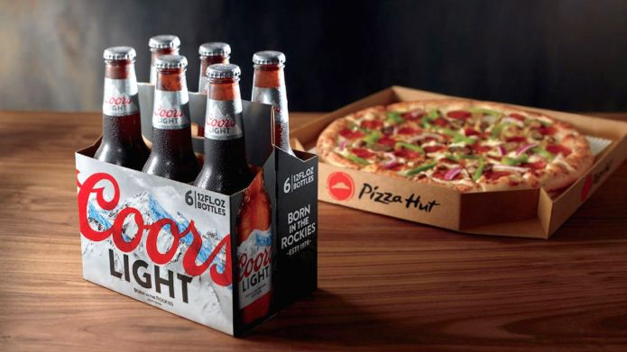 Pizza Hut Is Expanding Its Beer