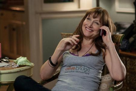 Patricia Clarkson in Friends with Benefits