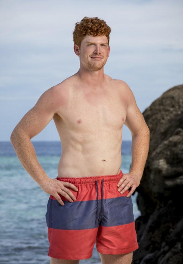 Patrick Bolton cast photo Survivor: Heroes Vs. Healers Vs. Huslters