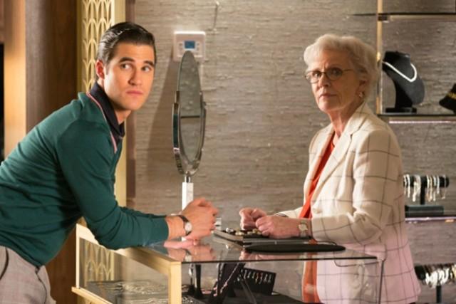 Still from Glee