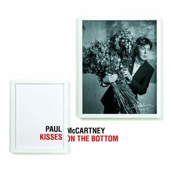 Paul McCartney Kisses on the Bottom album cover