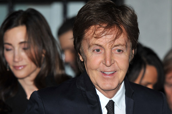 Paul McCartney webcast scheduled for Thursday