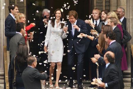 Paul McCartney wedding Nancy Shevell
