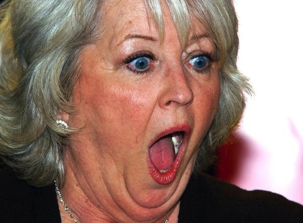 Paula Deen is shocked at lawsuit.