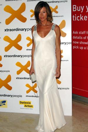 Celebrity Big Brother Star Paula Hamilton in London