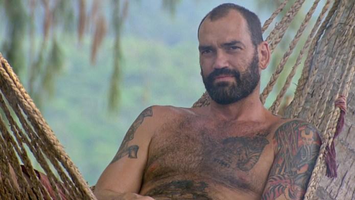 Survivor's Scot Pollard says he's not