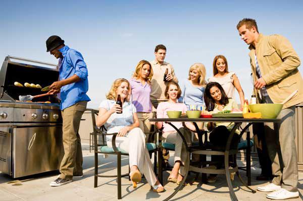Best foods for outdoor parties