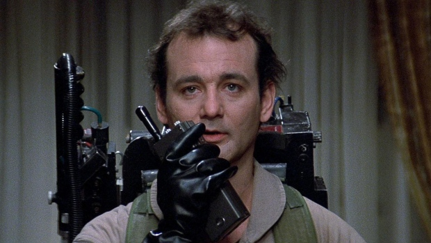 Bill Murray from the original Ghostbusters