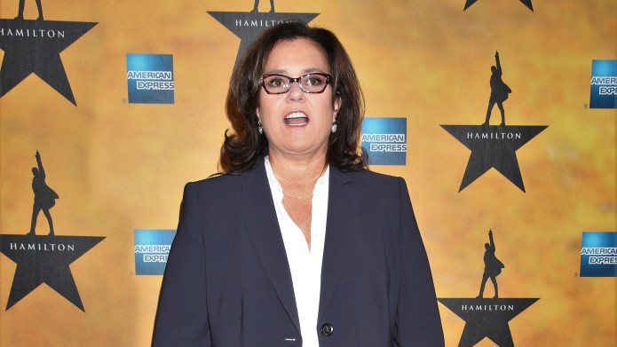 Rosie O'Donnell allegedly has a new,