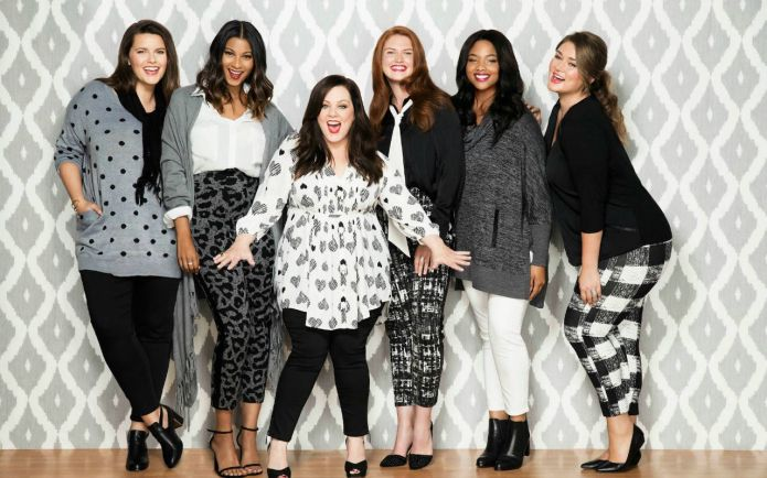 Melissa McCarthy's clothing line is here