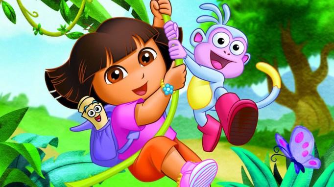 'Dora the Explorer' promo image