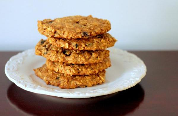 Homemade breakfast cookies for grab-and-go mornings