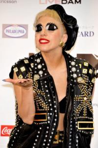 Lady Gaga accused of sticky fingers
