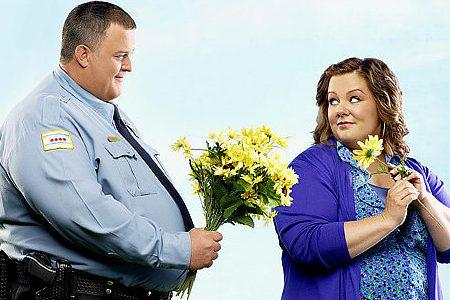 Mike & Molly get Marie Claire's