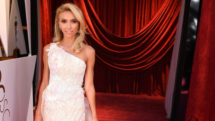 Here's Why Giuliana Rancic Wasn't Wearing