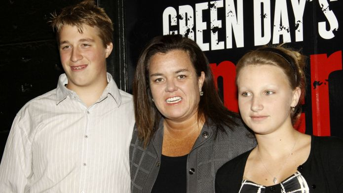 Rosie O'Donnell reveals her daughter is