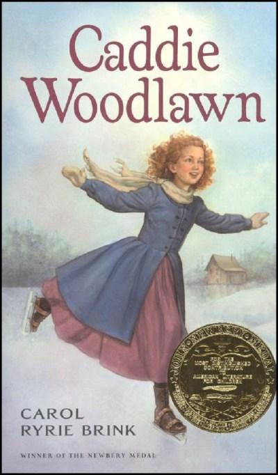 Books for girls: Caddie Woodlawn