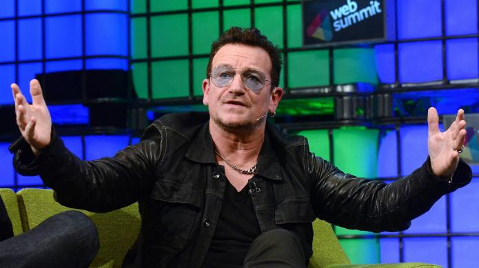 U2's Bono is 'extremely lucky' to