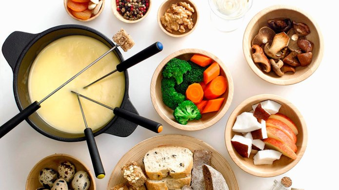 How to host an epic fondue
