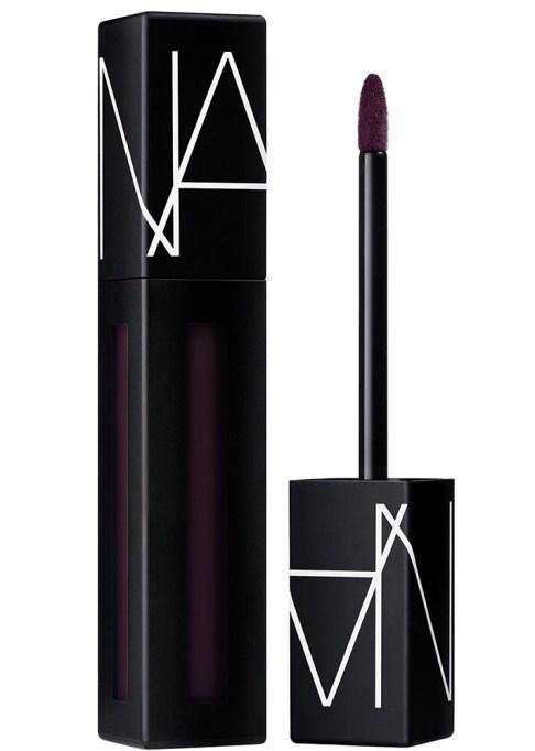 NARS's Powermatte Liquid Lipstick: Lip Pigment in Wild Night | 2017 Makeup trends