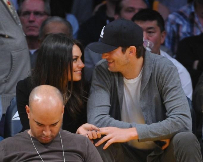 Mila Kunis and Ashton Kutcher through the years