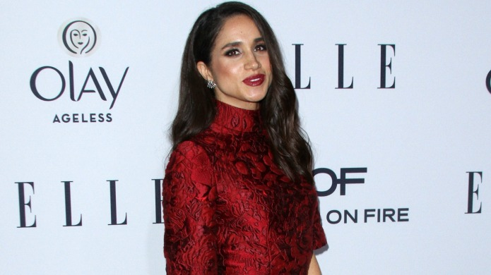Prince Harry's girlfriend Meghan Markle is