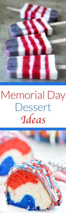 Memorial day desserts SheKnows Pinterest image