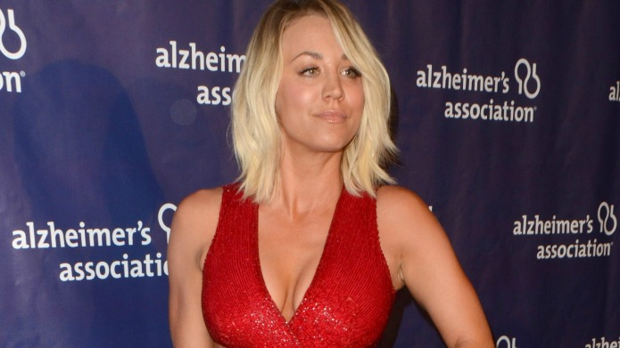 Kaley Cuoco may have the most