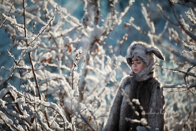 Where the Wild Things Are photo shoot