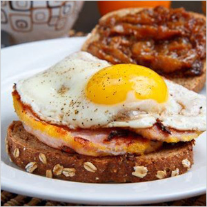 Peameal bacon