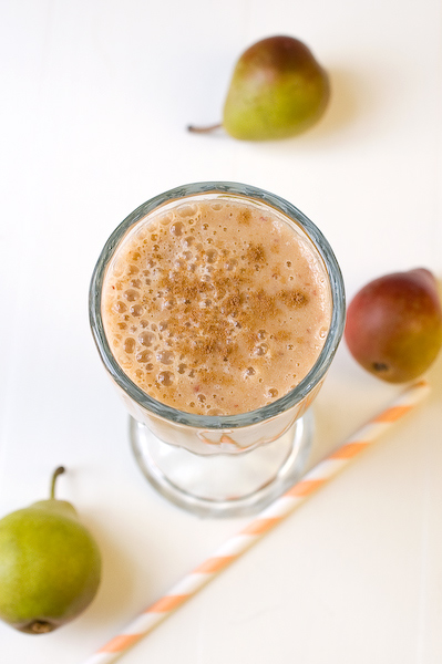 Pear Power Smoothie
