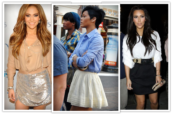 best skirts for pear-shaped bodies