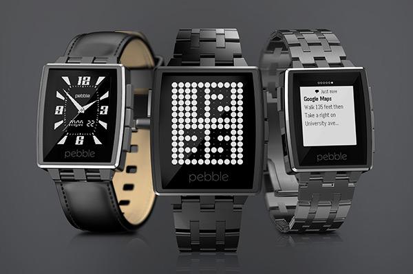 Pebble Steel smart watch | Sheknows.ca