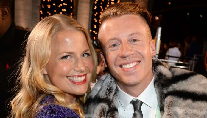 Macklemore & Wife Tricia Davis Welcomed