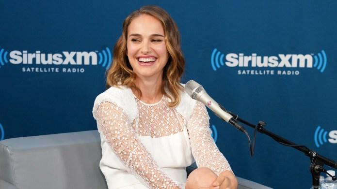 SiriusXM Town Hall with Natalie Portman