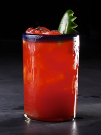 Peligroso Bloody Mary