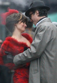 Penelope Cruz and Daniel-Day Lewis in Nine