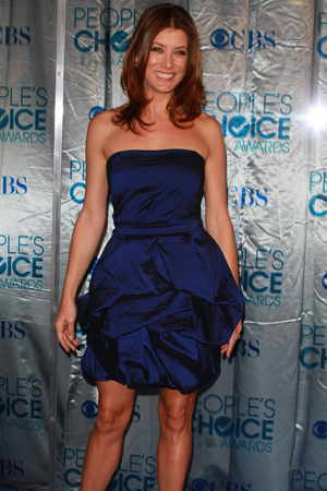 Kate Walsh at the People's Choice Awards