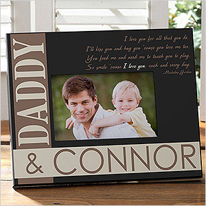 7. Personalized photo frames  sc 1 st  SheKnows : christmas gifts for first time dads - princetonregatta.org