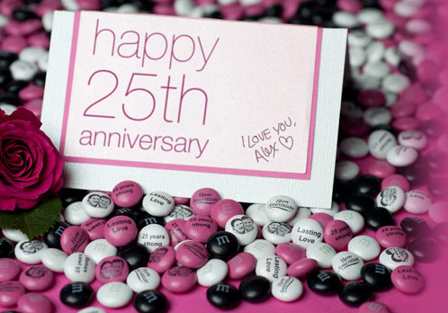 Personalized M&Ms | Sheknows.com