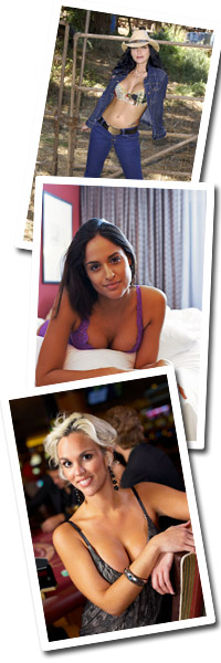 Sultry or sleazy? Personals photos